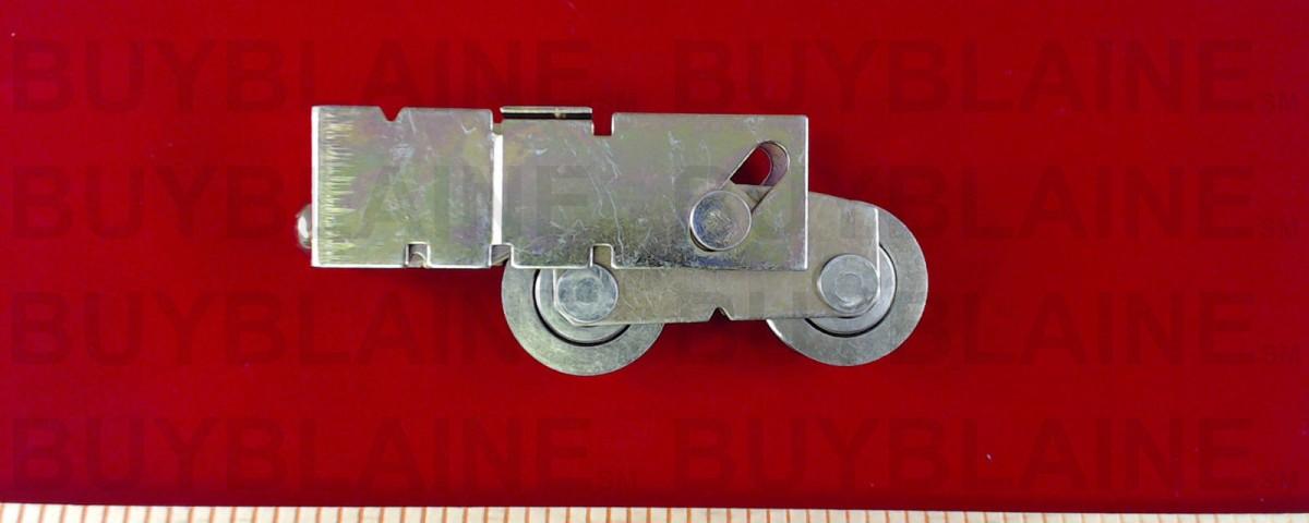 Obsolete patio door hardware