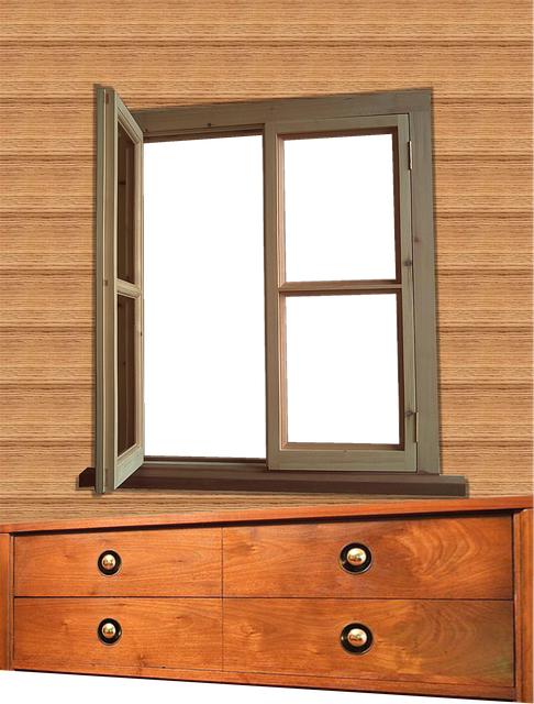 window reveals