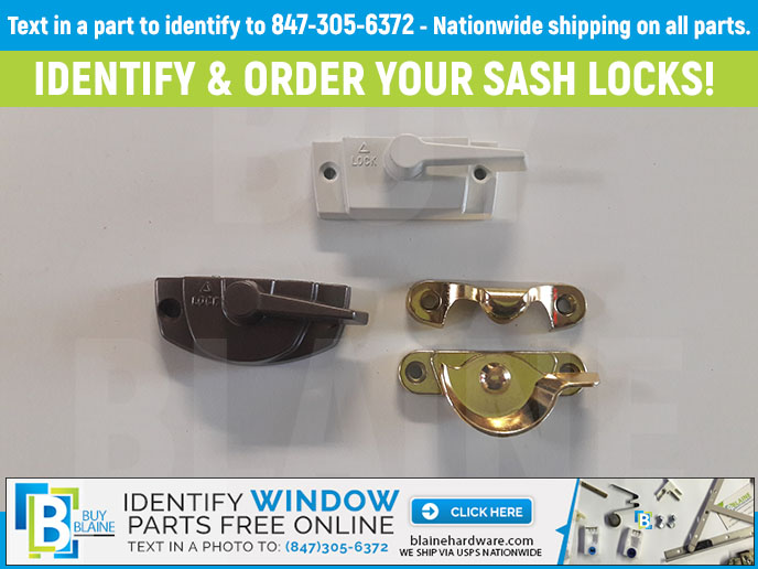 Sliding Window Latches