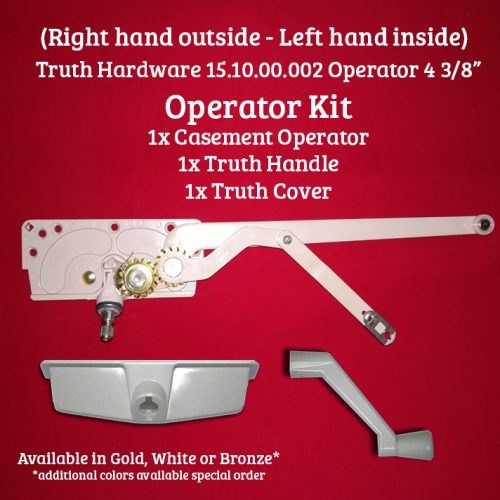 truth entrygard operator kit right hand