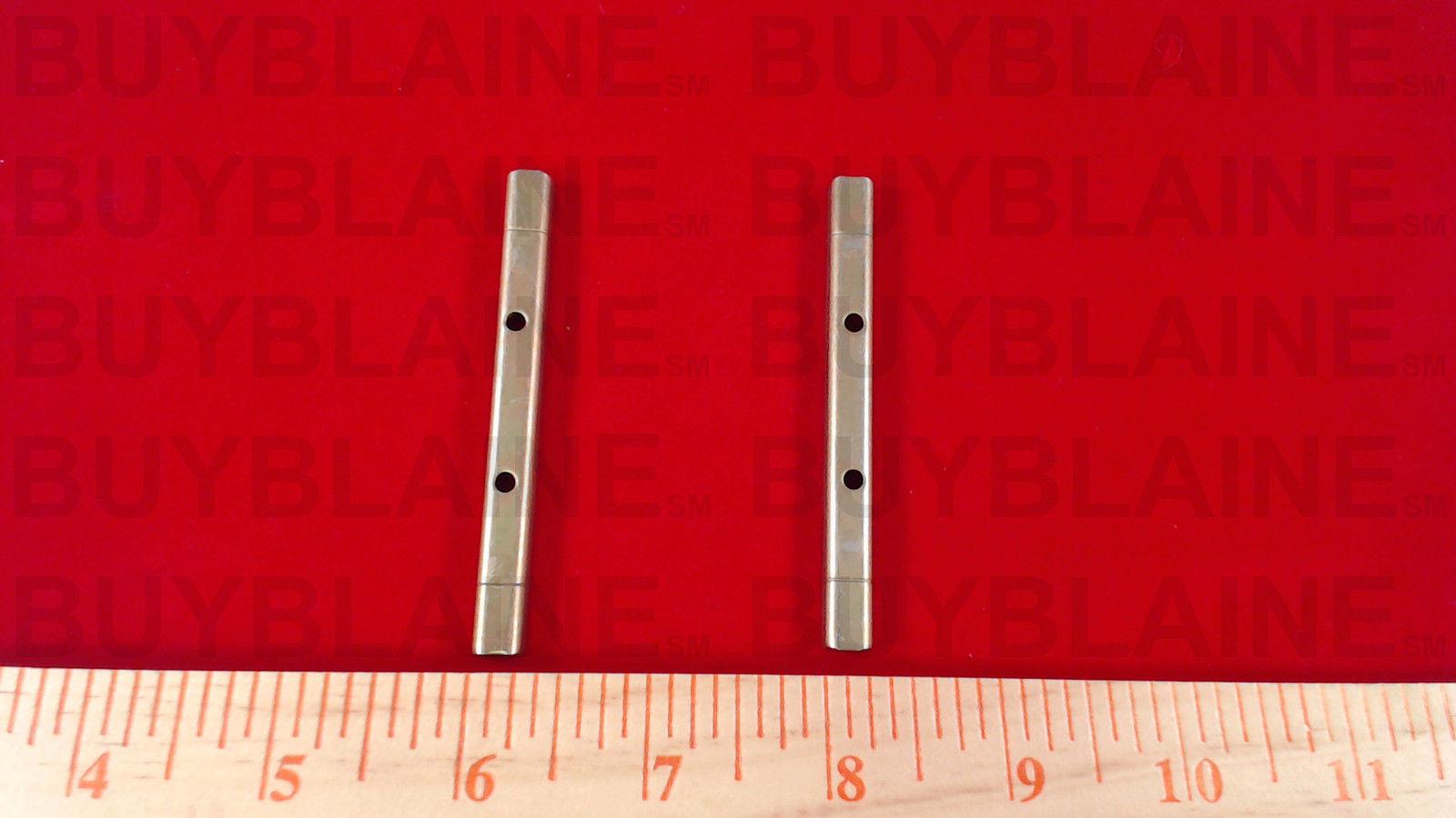 2 Pairs Of Window Pivot Bars Blaine Hardware