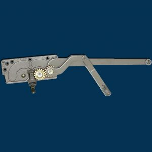 right hand entrygard operator