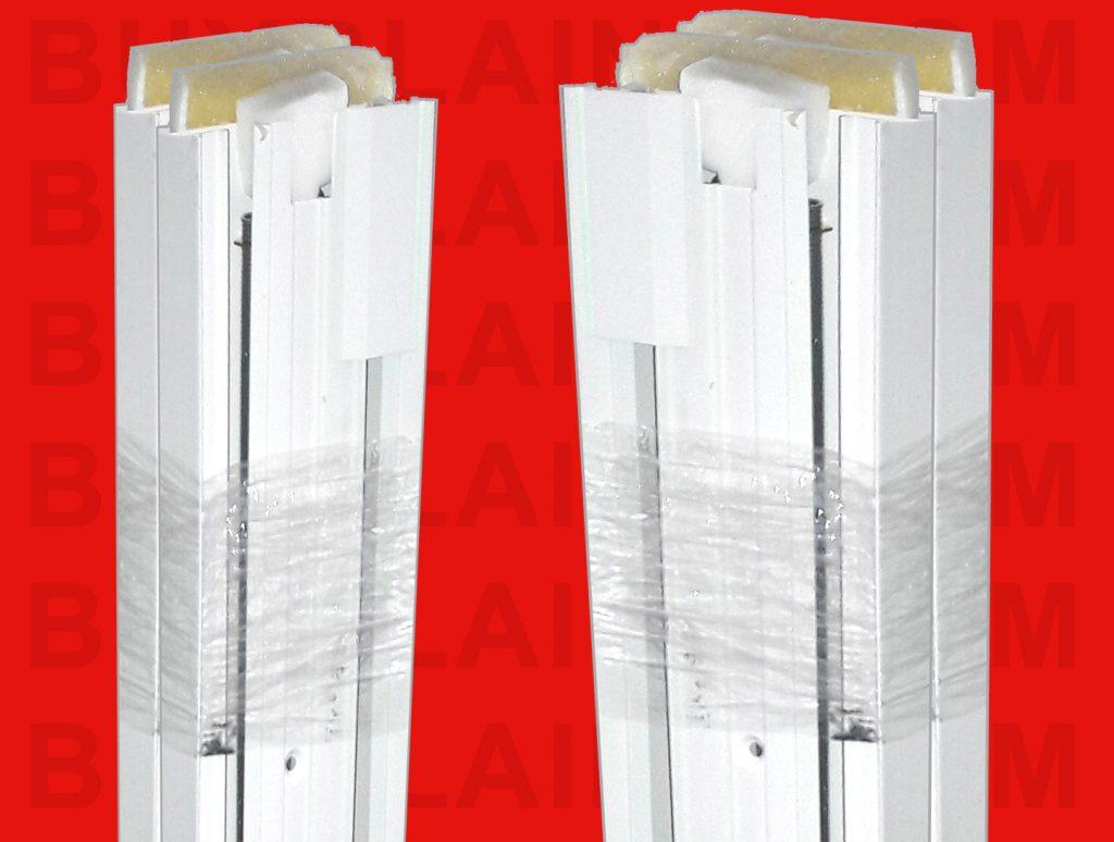 Vinyl jamb liners blaine hardware for Buy vinyl windows online